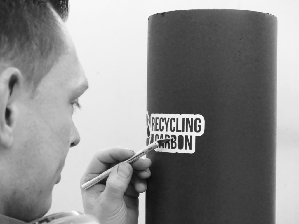 collecte recycling carbon