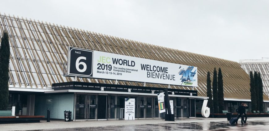 Retour sur le salon JEC World 2019
